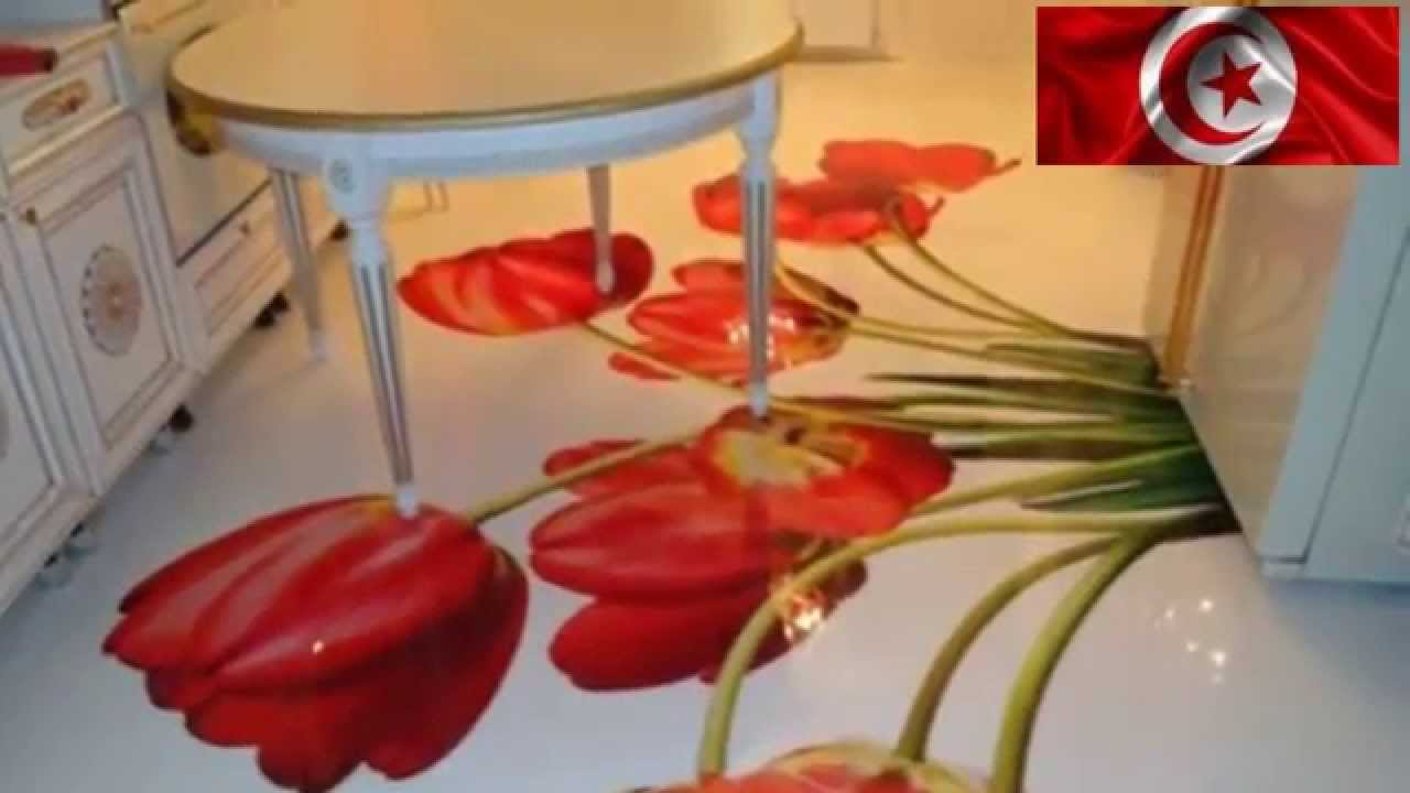 3d floor epoxy youtube. Black Bedroom Furniture Sets. Home Design Ideas
