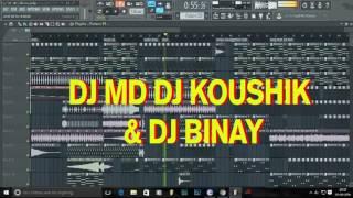 Dil Cheez Tujhe Dedi Remix Dj MD Dj Koushik Dj Binay.mp3