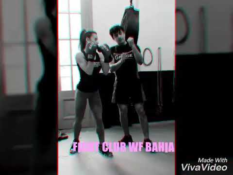 Fight Club WF (kick Boxing, Boxeo, Full Contact y MMA femenino)