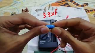 SANWA CD800a DMM basic test...!!!
