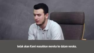 Keren! Merdunya Suara Pria Ganteng Ini Saat Membaca Al Qur'an