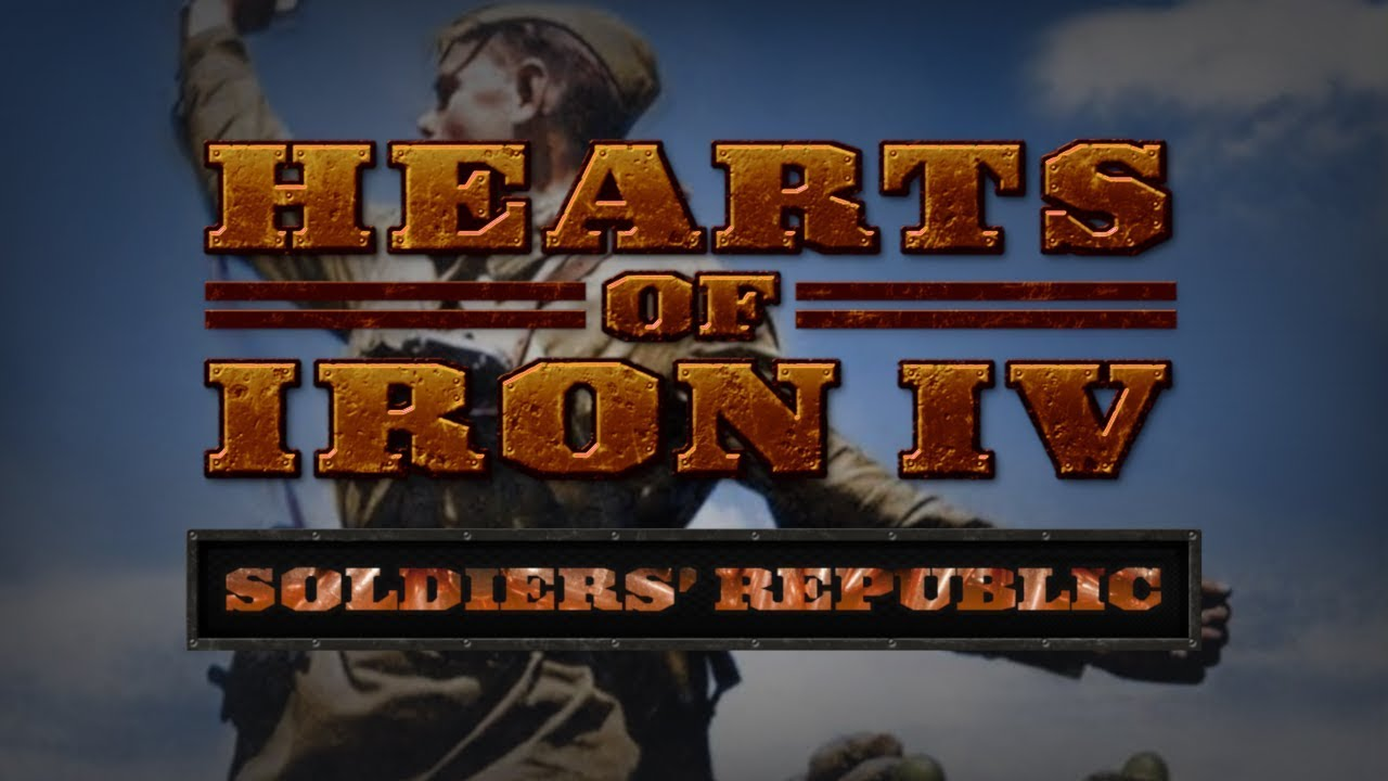 Hearts of Iron IV: Soldiers' Republic Trailer
