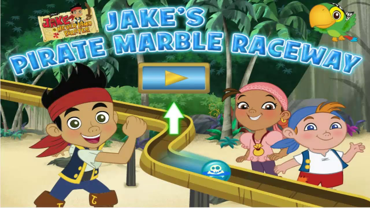The Pirate Games (Disney Junior: Jake and the …