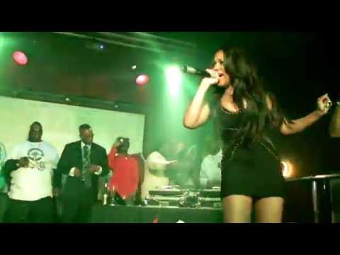 Teairra Mari @Teairra_Mari Performs LIVE IN CONCERT AT 618 LIVE ON WATER aka The Eight Nightclub