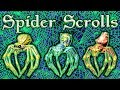 Skyrim SE - Spider Scrolls - Creepy Weapon Guide