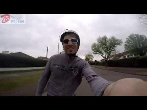 skateboard electrique DUBANG 40km/h 1800w 250€
