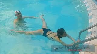 Dạy Bơi - Tìm Hiểu Kỹ Thuật Chân Ếch Cơ Bản Hiệu Quả