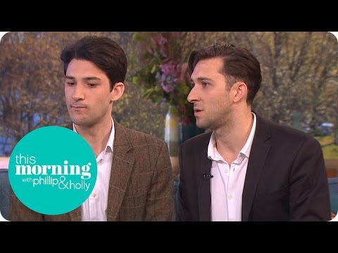 Exclusive: Lynda Bellingham's Sons Fondly Remember Their Mum | This Morning