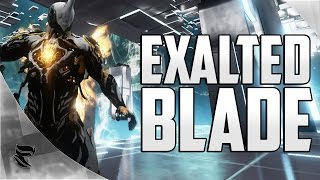 Warframe: Excalibur - Exalted Blade Build thumbnail