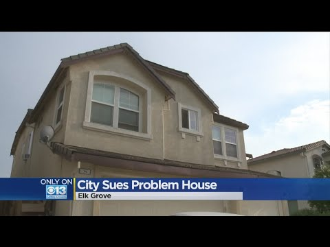 Elk Grove Suing Property Owner Over Problem Home