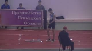 Юноши 200 м ФИНАЛ Б фантастический бег Руслана