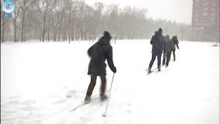 Урок физкультуры закончился обморожением. Как семиклассник оказался на лыжне в одних носках?