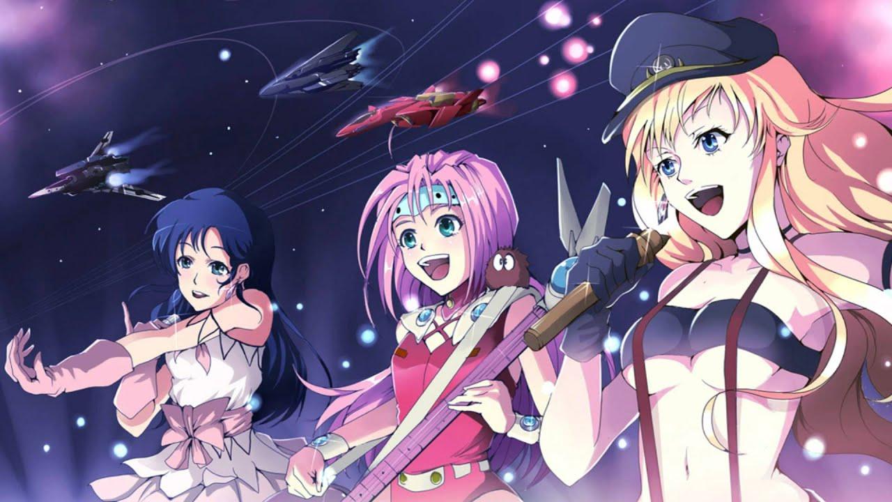Macross Frontier HD Wallpaper #308558 - Zerochan Anime Image Board