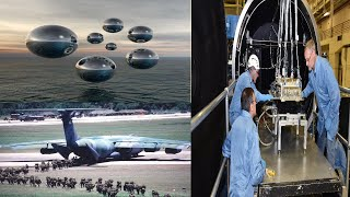 SOMETHING Strange Captured Over Navy Military Base & Does NASA Tech Make FRBs Irrelevant? 3/20/2018