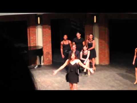 Brianna Barnes CCM Musical Theater case