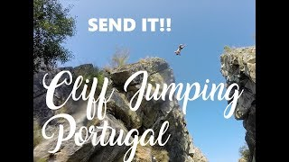 Cliff Jumping Portugal - Cabril do Ceira