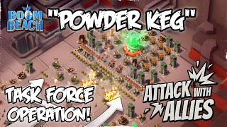 "Boom Beach - Operation ""POWDER KEG!"" 