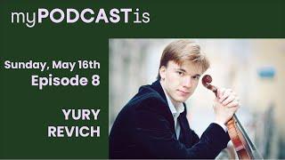 Episode 8 - Yury Revich