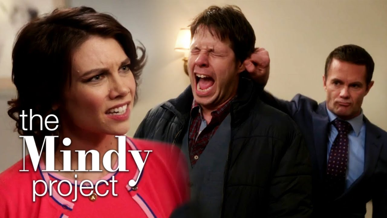 Download Morgan and Jody Date a Virgin - The Mindy Project