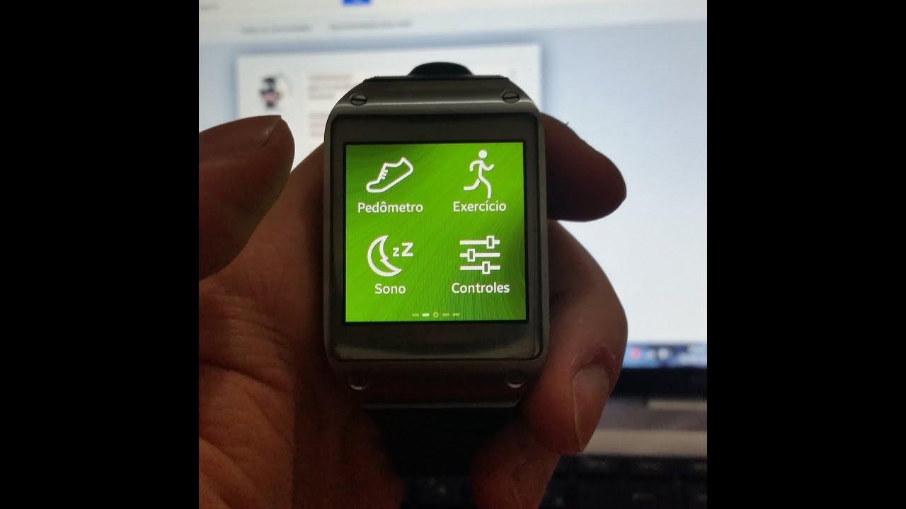 Samsung Galaxy Gear Sm V700 With Tizen Youtube