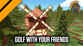 DayKnight Festival - Golf With Your Friends
