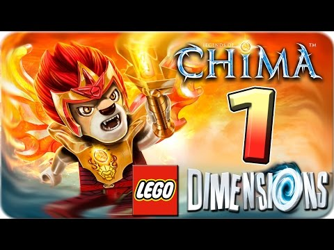 LEGO® CHIMA™ - Episode 21 Blooper03 from YouTube · Duration:  18 seconds