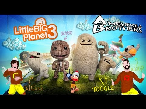 livelli little big planet psp