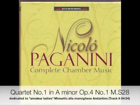 Paganini - Complete Chamber Music  CD 1-10