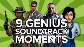 9 Genius Videogame Soundtrack Moments - Saints Row, Red Dead, BioShock Infinite (SPOILERS)