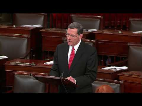 Barrasso: James is Well Qualified to Serve as Assistant  Secretary of the Army for Civil Works