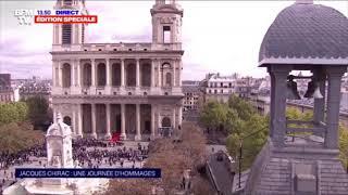 #Gabon - Ali bongo déclaré mort sur BFMTV aux obsèques de Jacques Chirac