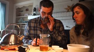 Green Tea Guru's Wuyi Oolong - InBetweenIsode #10 w/ Denny