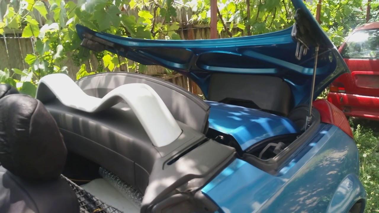 Opel Tigra B Roof And Trunk Problem Dach Und Kofferraum