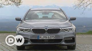 Lastesel auf Speed – der BMW 5er Touring | DW Deutsch