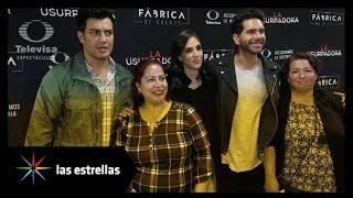 Protagonistas de 'La Usurpadora' convivieron con fans | Las Estrellas