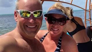 Belize 25th Wedding Anniversary Trip 2018