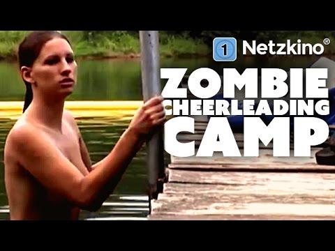 Zombie Cheerleading Camp (Horrorkomödie in voller Länge Deutsch, ganze Filme Deutsch Komödie)