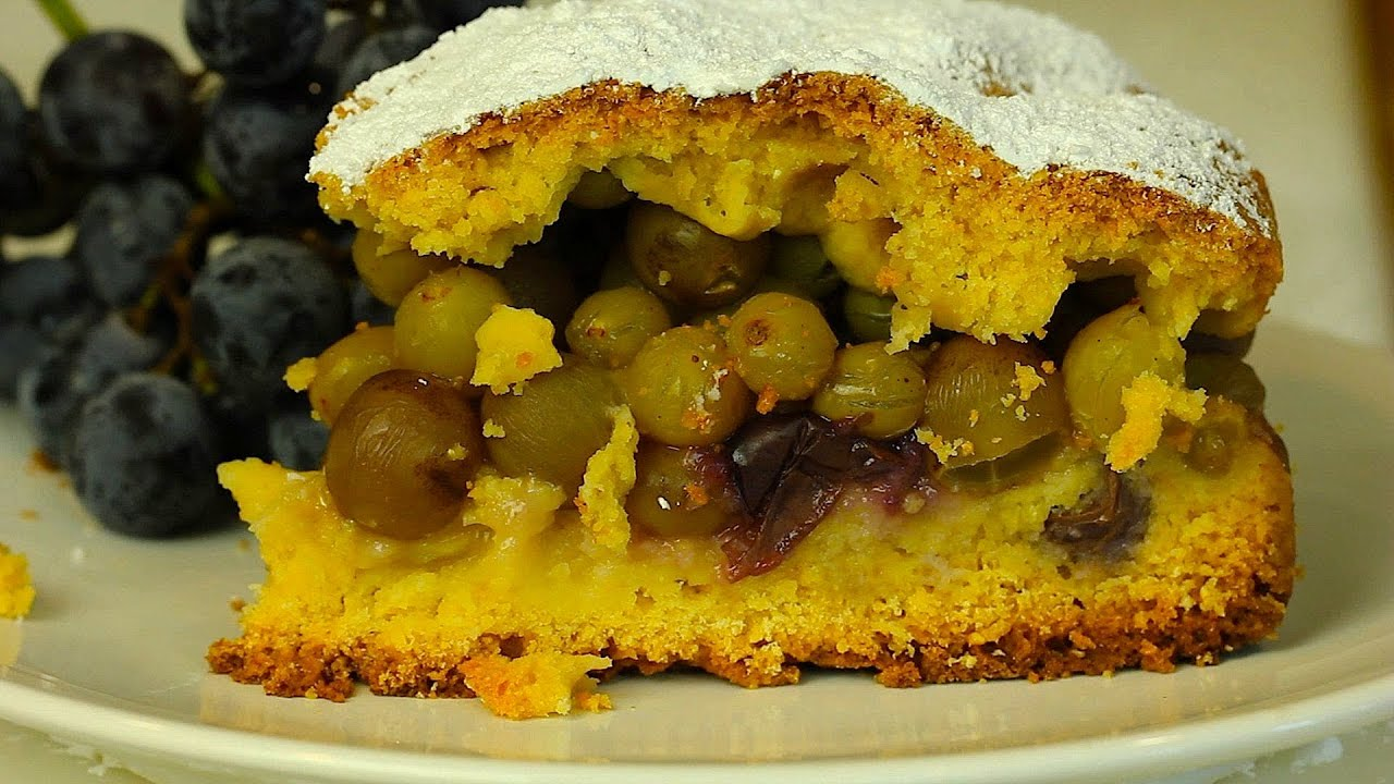 Concord Grape Cake Recipe