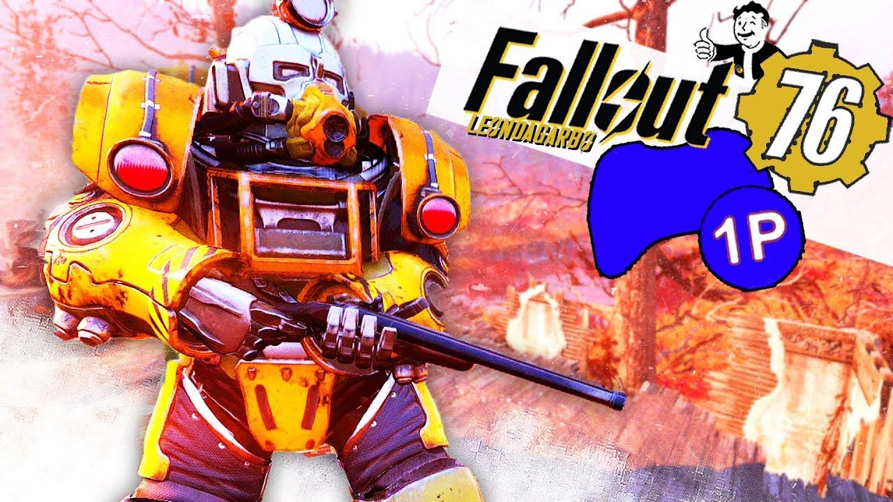 Fallout 76 Alleine Spielen