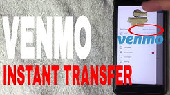 ✅  How To Use Venmo Instant Transfer Tutorial 🔴