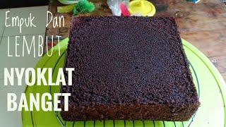 Base Cake Untuk kue ulang Tahun Blackforest / Brownies