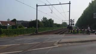 Stoomtrein door Dordrecht. Dordt in Stoom 2016