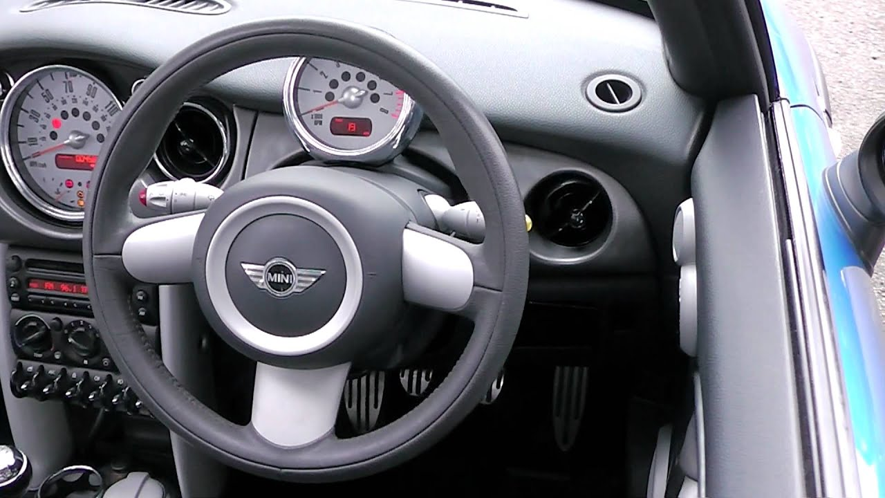 mini cooper s convertible chilli xenon lights aircon. Black Bedroom Furniture Sets. Home Design Ideas