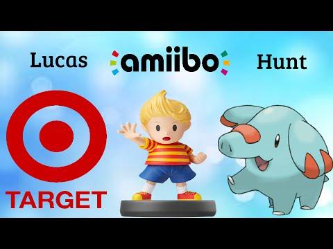 The Lucas amiibo hunt video!