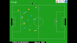 Live: RoboCup2017 Soccer Simulation 2D, Qualifying Round (2/2) thumbnail