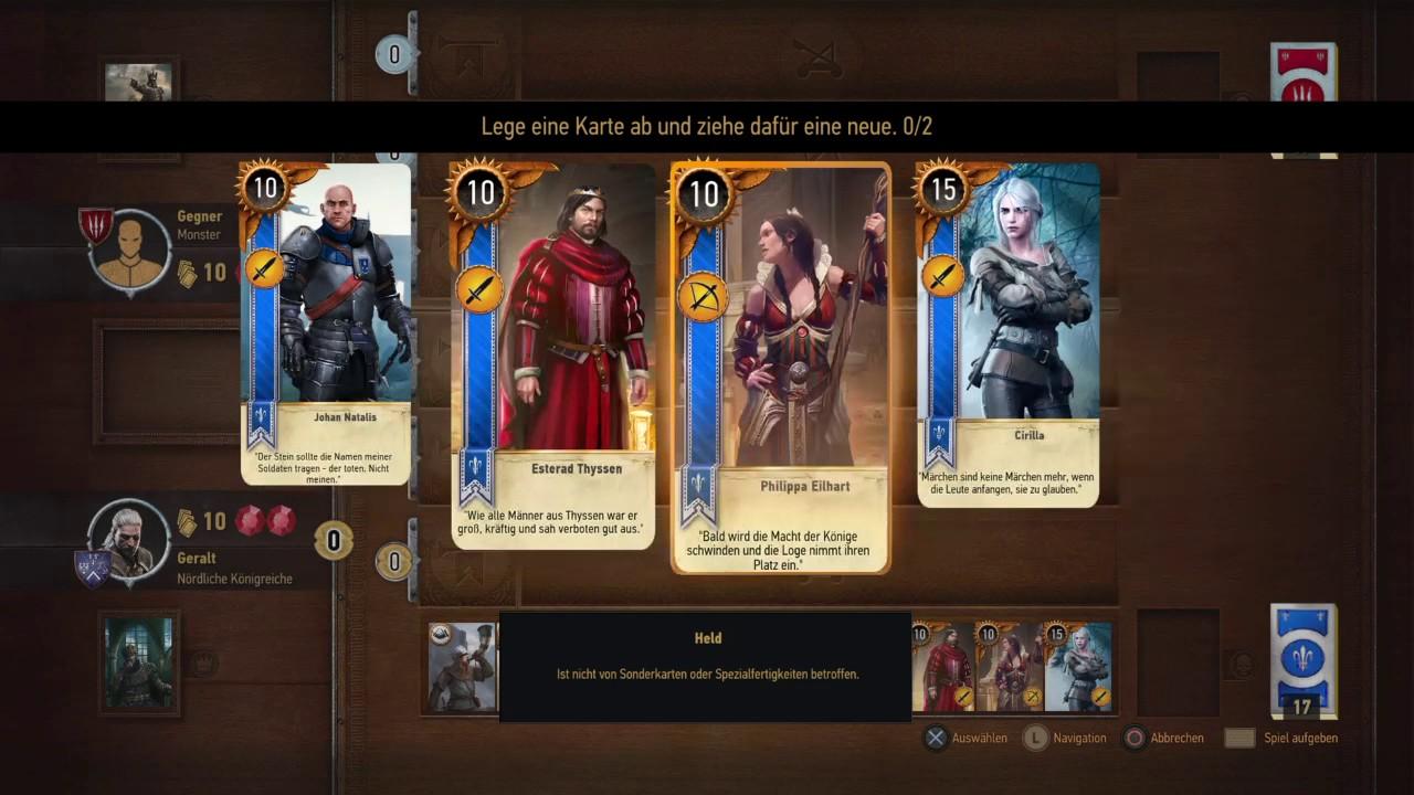 Witcher 3 Gwint Karten Kaufen