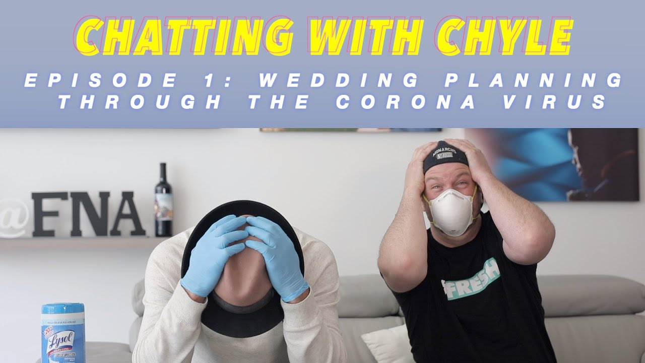 Video | Wedding Planning During the Coronavirus