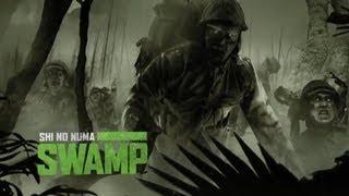 Call of Duty Black Ops Zombie Shi No Numa (кооператив) Часть 1