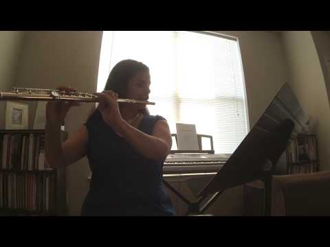 Texas ATSSB All-State Flute Selection, Year B - Karg-Elert