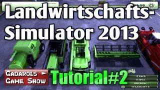 [LS13] Landwirtschafts Simulator 2013 Tipps und Tricks Alle Maschinen im Detail deutsch HD